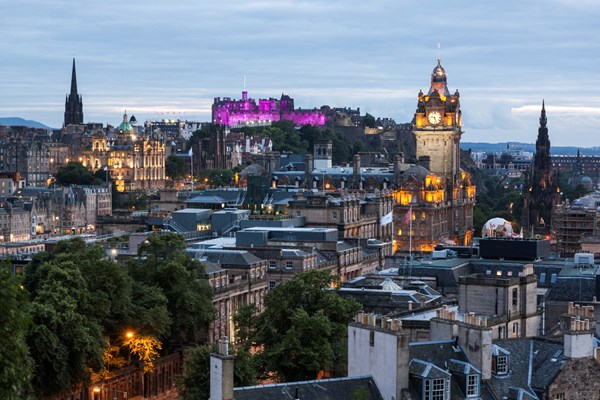 Enjoy the Edinburgh Fringe Festival