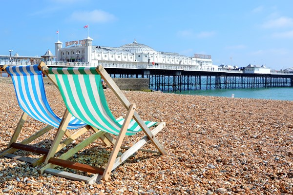 Brighton is vibrant and alive with so much to see and do