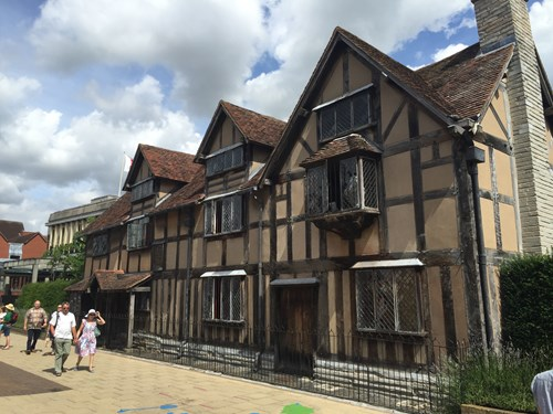 Shakespeares Birthplace B&B