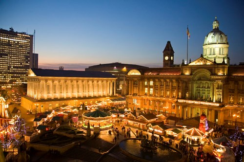 Frankfurt Christmas Market Birmingham Bed and Breakfast