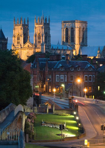 York Minster bed and breakfasts