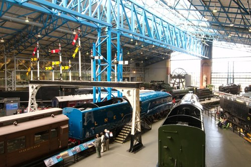 National Railway Museum York