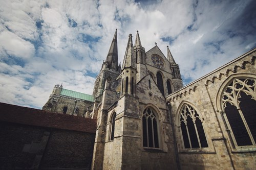 Chichester Cathedral bed and breakfast