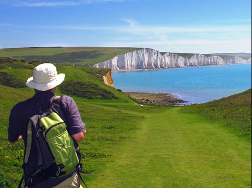 Hiking holidays in Sussex