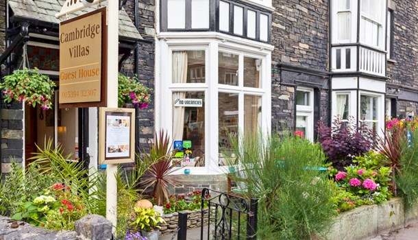 Image of 3 Cambridge Villas Guest House Ambleside